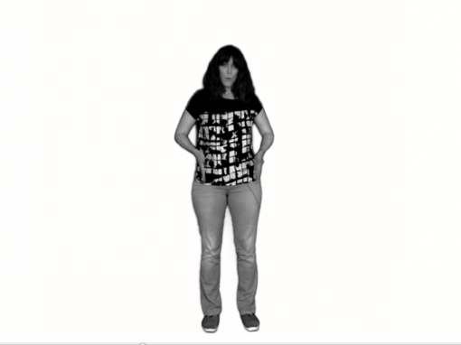 How to stand hip-width apart